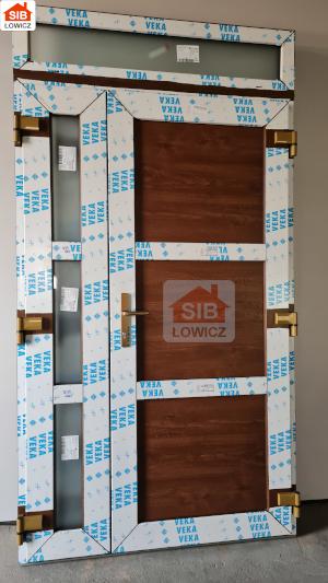 Drzwi wejściowe SIB Łowicz