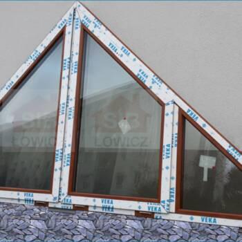 Okno trójkątne SIB Łowicz